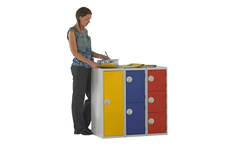 Link Half Height Lockers