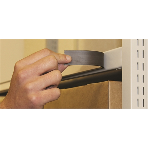 Magnetic Label Holders - Long Length
