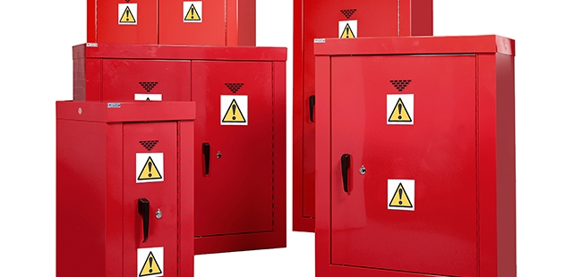 Heavy Duty Toxic & Pesticide Storage Cupboards