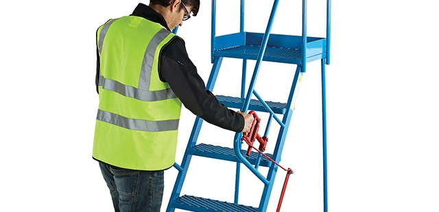Mobile Warehouse Safety Steps